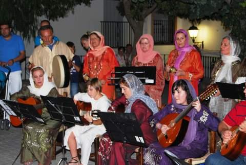 Arranca hoy en Laujar 'La Noche Morisca de la Alpujarra', actividad organizada por Andalucía Emprende