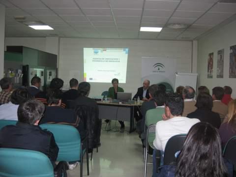 La Junta promueve la creación de 29 nuevas empresas y 34 puestos de trabajo a través del CADE de Huércal-Overa