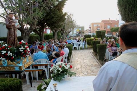 Almeria24h pulp el barrio ciudad jardn celebr sus for Barrio ciudad jardin
