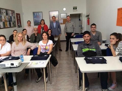 Almeria24h tabernas inauguraci n del curso de for Manual operaciones basicas de cocina