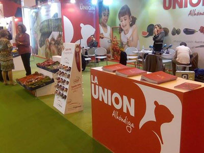 Almeria24h almer a alh ndiga la uni n mostrar en fruit attraction la importancia de una - Muebles la union almeria ...