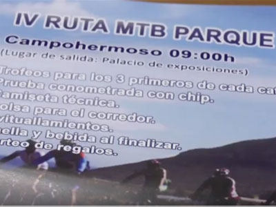 Noticia de Almer�a 24h: Regresa la Ruta MTB Parque Natural Cabo de Gata N�jar