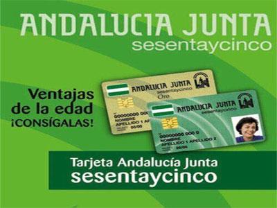 Almeria24h almer a y provincia la tarjeta andaluc a junta sesentaycinco ha permitido a las - Pisos de la junta de andalucia ...