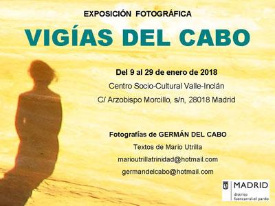 """Noticia de Almería 24h: La Exposición Fotográfica VIGÍAS DEL CABO, un """"viaje íntimo"""" por el Parque Natural Cabo de Gata llega a Madrid"""
