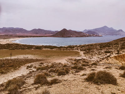 Noticia de Almería 24h: La Junta muestra la historia y la geología del Parque Natural Cabo de Gata-Níjar en una ruta por Los Genoveses