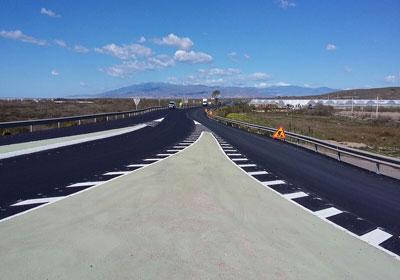 Noticia de Almería 24h: Mejoran el acceso al Parque Natural Cabo de Gata, una de las carreteras con mayor impacto turístico de la provincia