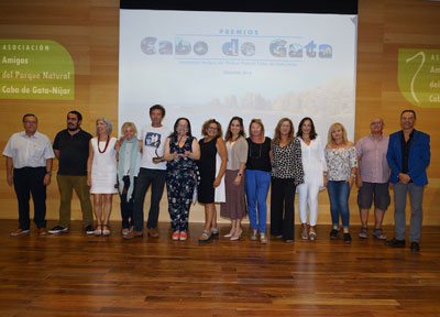 Noticia de Almería 24h: Amigos del Parque Entrega Premios Cabo de Gata al Desembarco Pirata y a Clean Ocean Project