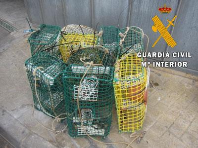 Noticia de Almería 24h: Intervienen más de 132 Kg. de pulpo inmaduro en veda en una embarcación que faenaba dentro de la reserva de Cabo de Gata
