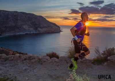 Noticia de Almería 24h: La Ultramaratón Costa de Almería se celebra este domingo con un completo protocolo de seguridad