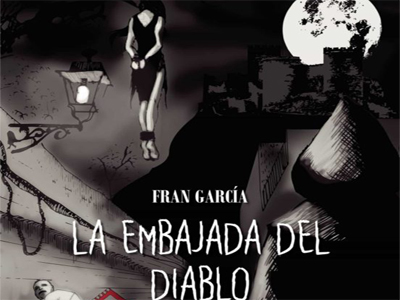 Noticia de Almería 24h: La embajada del diablo: el libro en el que participan más de 100 artistas de todo el mundo